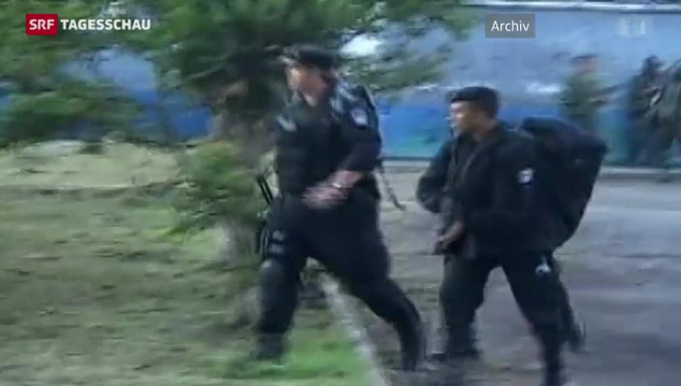 Ex-Polizeichef vor Gericht