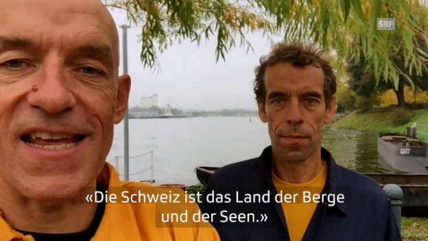 Video «Oropax – Das Geheimnis der Wasserwege» abspielen