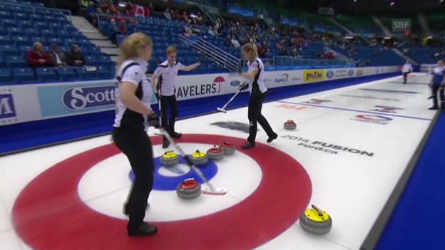Video «Entscheidung bei Schweiz-Tschechien (Quelle: EVS)» abspielen