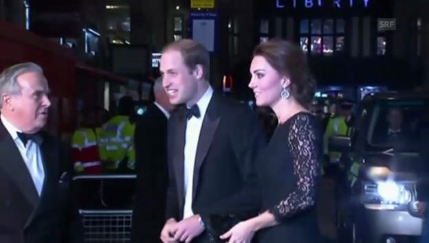 Video «Die Royals im Theater» abspielen