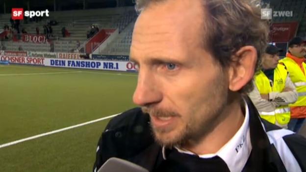 Video «Interview mit Mauro Lustrinelli» abspielen