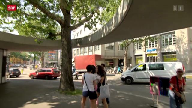 Hohe Lärmbelastung in der Schweiz