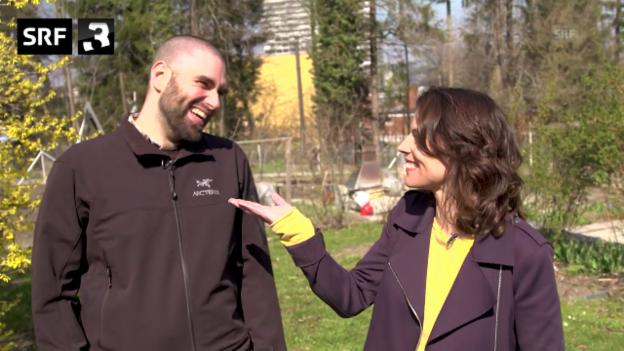 Video «Mona Vetsch: «Mein Garten macht mich unendlich glücklich»» abspielen