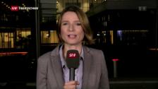 Video «Christof Franzen und Henriette Engbersen zum Bericht» abspielen