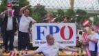 Video «Wie extrem ist die FPÖ?» abspielen
