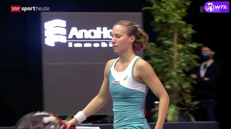 Golubic vegn a Lyon en ses terz final WTA