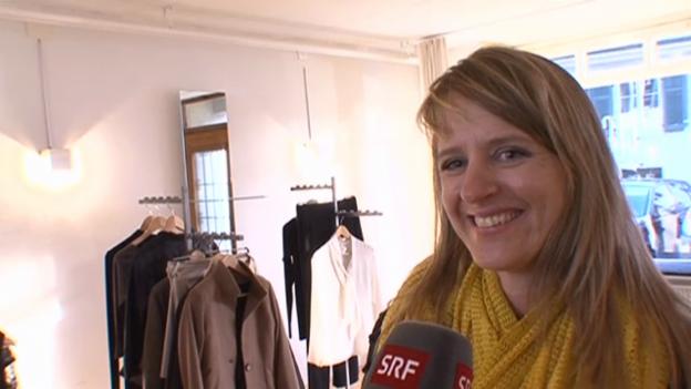 Video «Seraina Rohrer über ihr Leben» abspielen