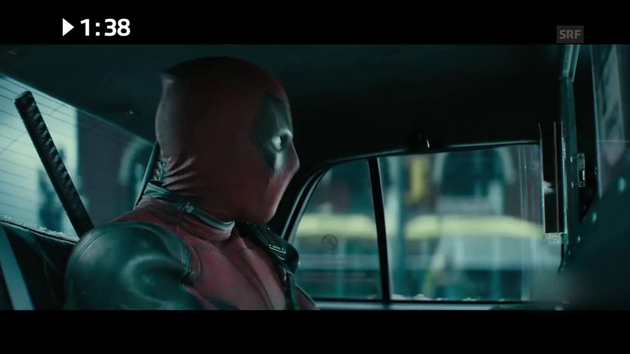Kinostart diese Woche: «Deadpool 2»