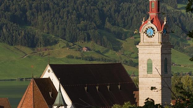 Glockengeläut der Kirche St. Peter und Paul, Oberägeri