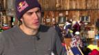 Video «Elias Ambühl: Freestyle-Skifahrer und Neo-Gastronom» abspielen
