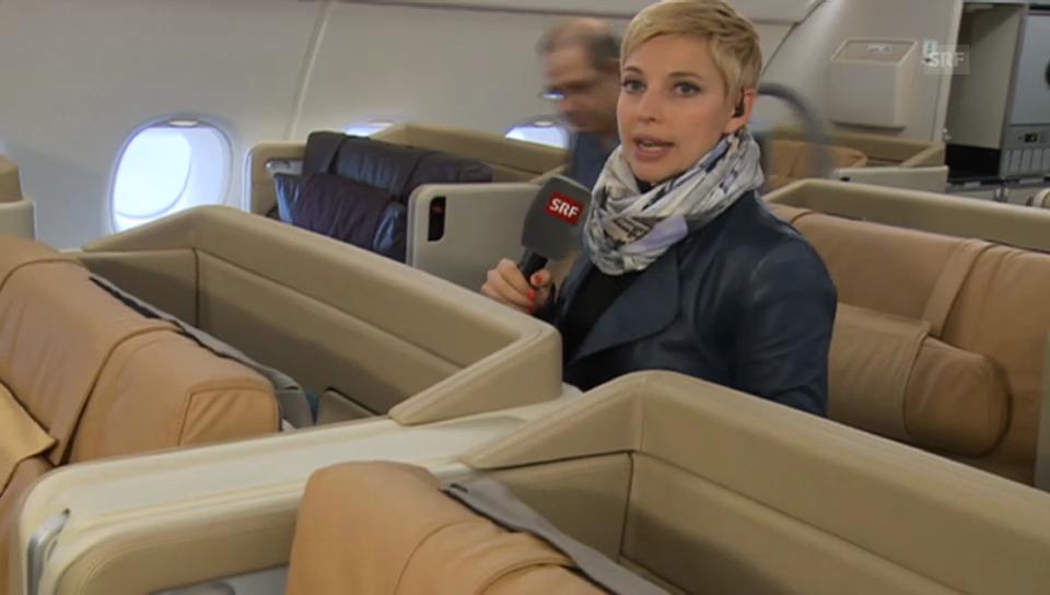 Im Airbus 380