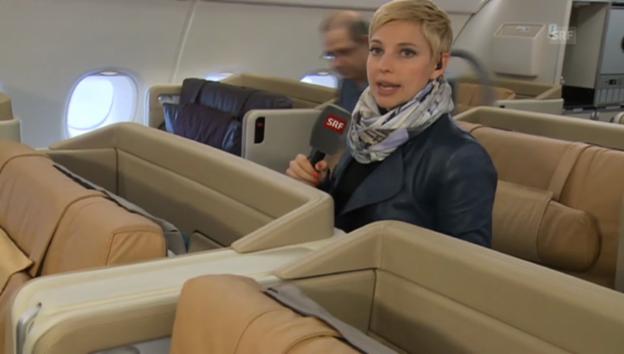 Video «Im Airbus 380» abspielen