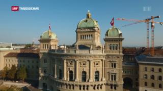 Video «Nationalrat berät Stabilisierungsprogramm» abspielen