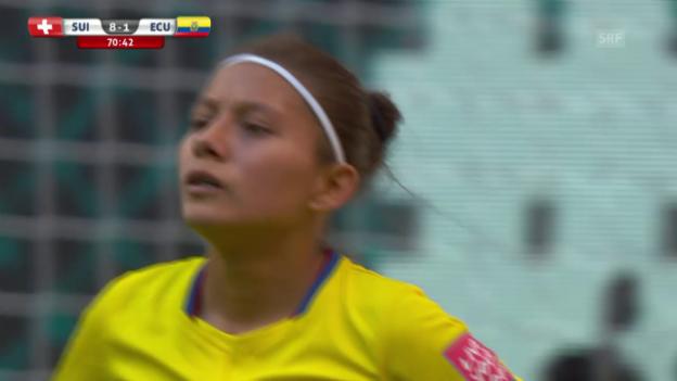 Video «Fussball: Frauen-WM 2015 in Kanada» abspielen