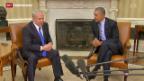 Video «Obama und Netanjahu reden miteinander» abspielen
