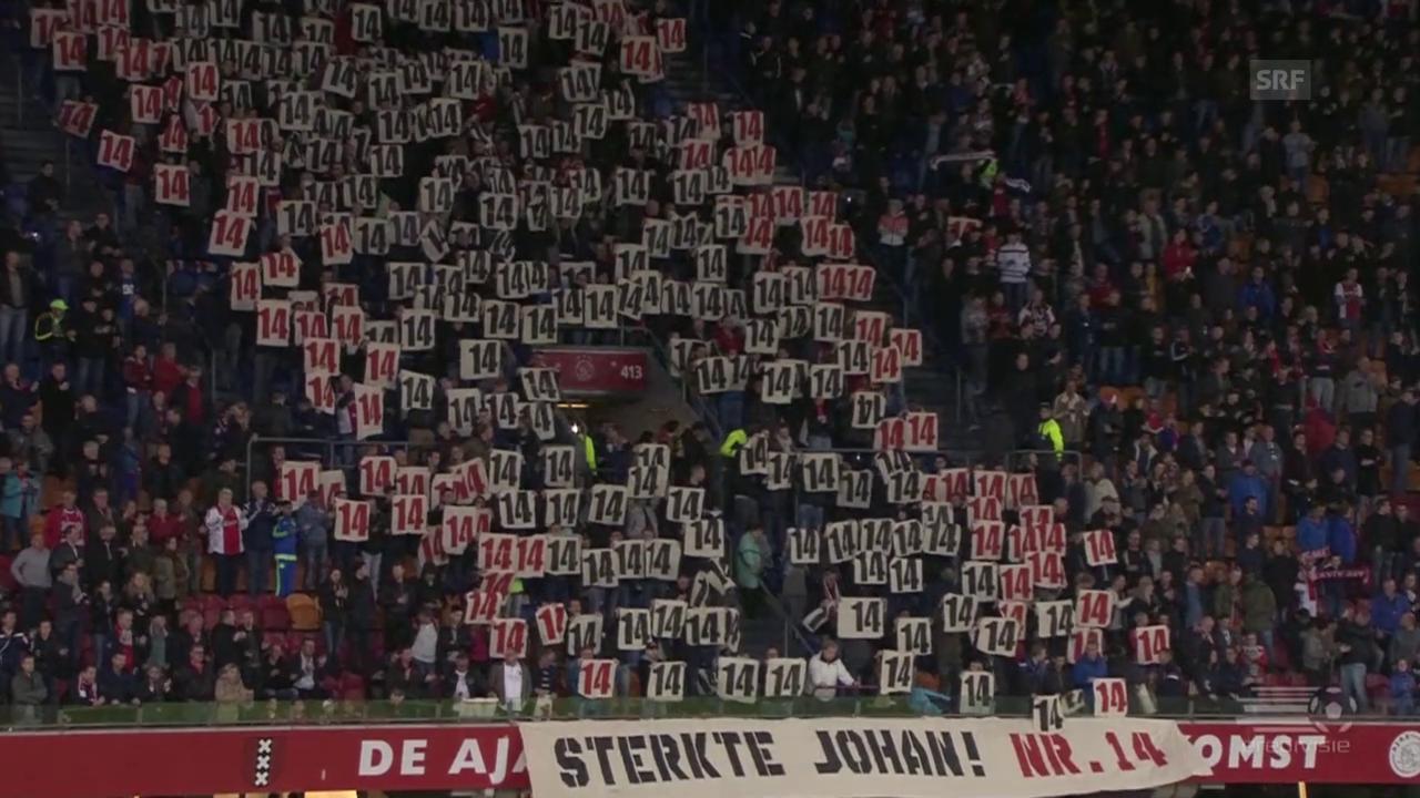Fussball: Ajax-Roda