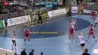 Video «Handball: EM-Qualifikation der Frauen» abspielen