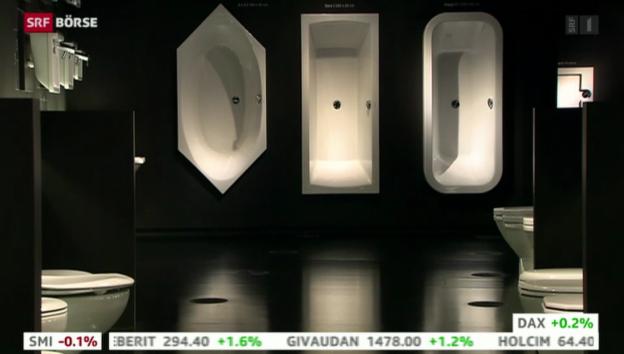 Video «SRF Börse vom 14.10.2014» abspielen