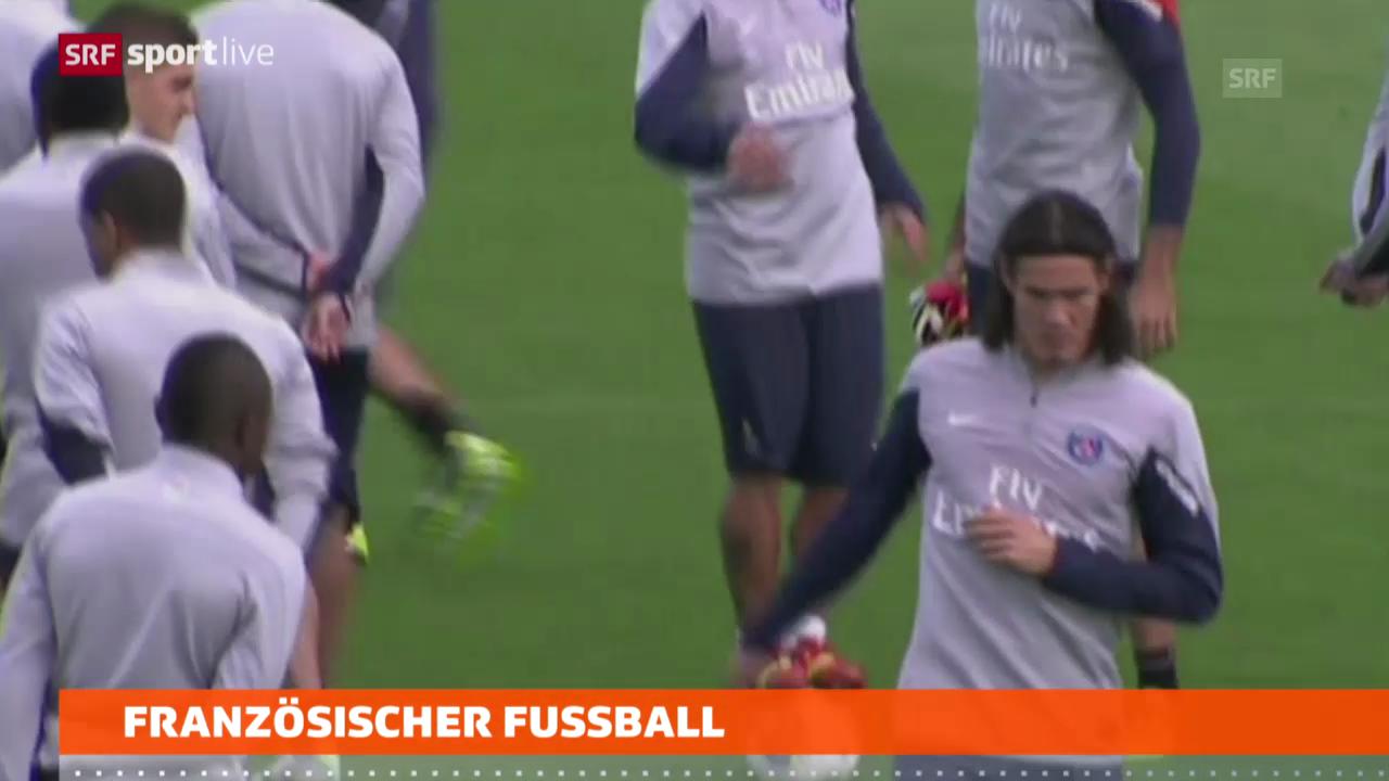 Fussball: Frankreichs Fussball-Klubs streiken