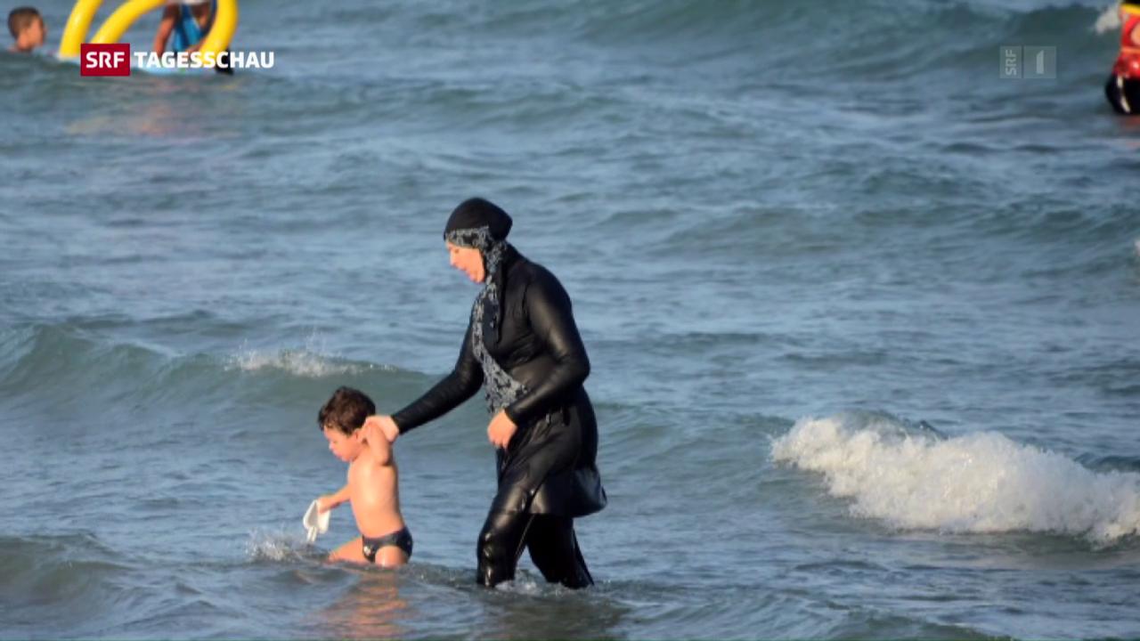 Frankreich hebt Burkini-Verbote wieder auf
