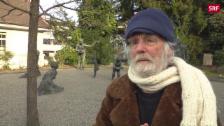 Link öffnet eine Lightbox. Video 90. Geburtstag von Pfarrer Ernst Sieber abspielen