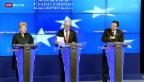 Video «EU-Gipfel in Brüssel» abspielen