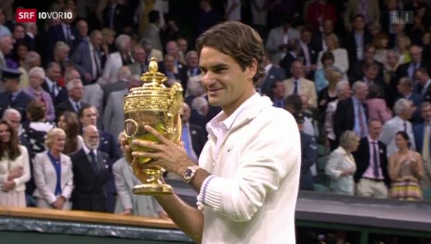 Video «Die Briten lieben Roger Federer» abspielen