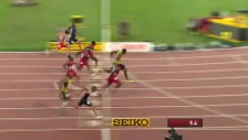 Video «LA: WM 2015, 100 m Final» abspielen