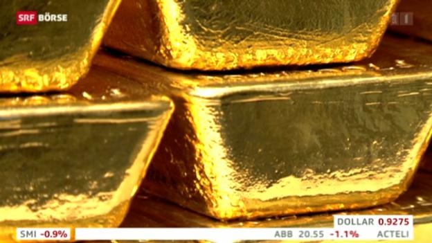 Video «SRF Börse vom 26.07.2013» abspielen