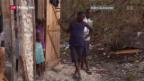Video «Haiti: 600'000 Kinder benötigen Hilfe» abspielen