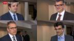 Laschar ir video «Tge din las autras partidas da la candidatura da Martullo-Blocher»