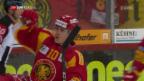 Video «Heimsieg für die SCL Tigers gegen Lausanne» abspielen