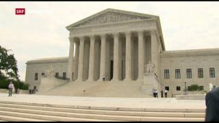 Video «Schwere juristische Niederlage für Trump» abspielen