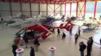Video «Schweizer Helikopter-Firma in Turbulenzen» abspielen