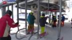 Video «Endlich Schnee» abspielen
