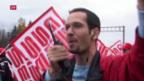 Video «Unia reagiert auf Affäre» abspielen