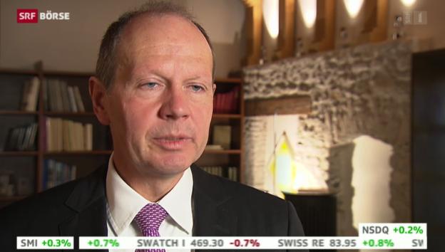 Video «SRF Börse vom 03.12.2014» abspielen