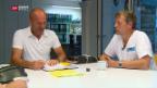 Video «Gotthard-Abenteurer zurück im Alltag» abspielen