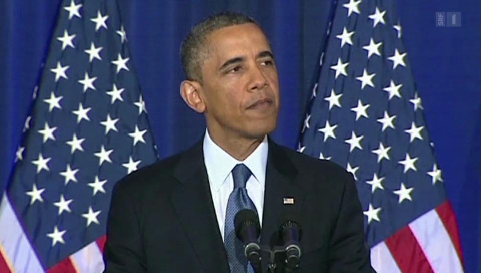 Obama auf Abwegen