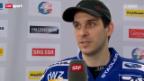 Video «Eishockey: Die Stimmen zu ZSC - Genf» abspielen
