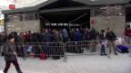 Video «Bahnlinie nach Zermatt wieder offen» abspielen