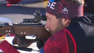 Laschar ir video «Serafin Wiestner – Biatlet da Trin»