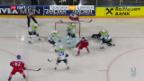 Video «Tschechien an der WM voll auf Kurs» abspielen