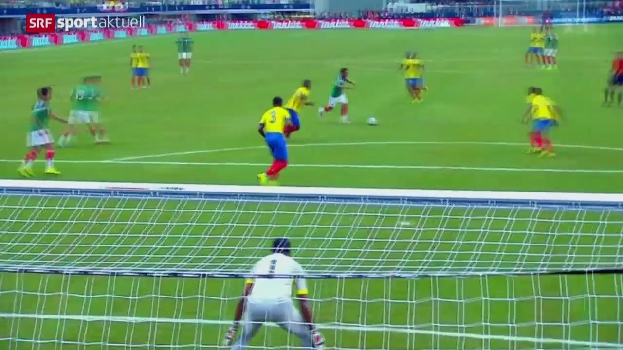 Fussball: Testspiel Mexiko - Ecuador