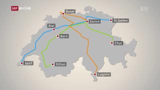 Video «FOKUS: Flixbus mischt im nationalen Busnetz mit» abspielen