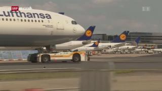 Video «Fluggeschäft: Je grösser, desto besser» abspielen