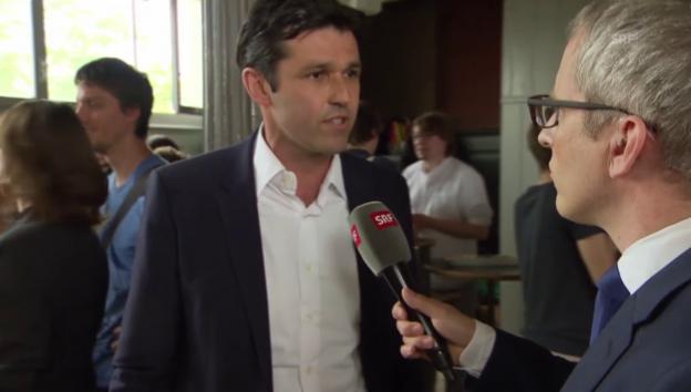 Video «Aebischer: «Die Ernte wurde zum Teil vor der Abstimmung eingefahren»» abspielen