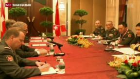 Video «Schweiz will im Südchinesischen Meer vermitteln » abspielen