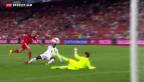 Video «Am Tag nach der Fussball-Niederlage» abspielen
