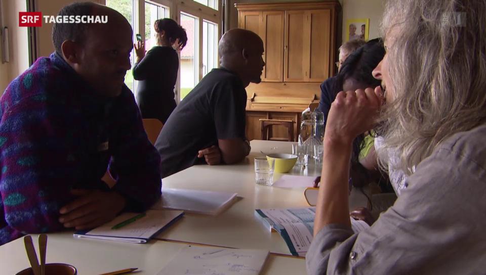 Asylzentrum Riggisberg: Freiwillig aber auf Zeit